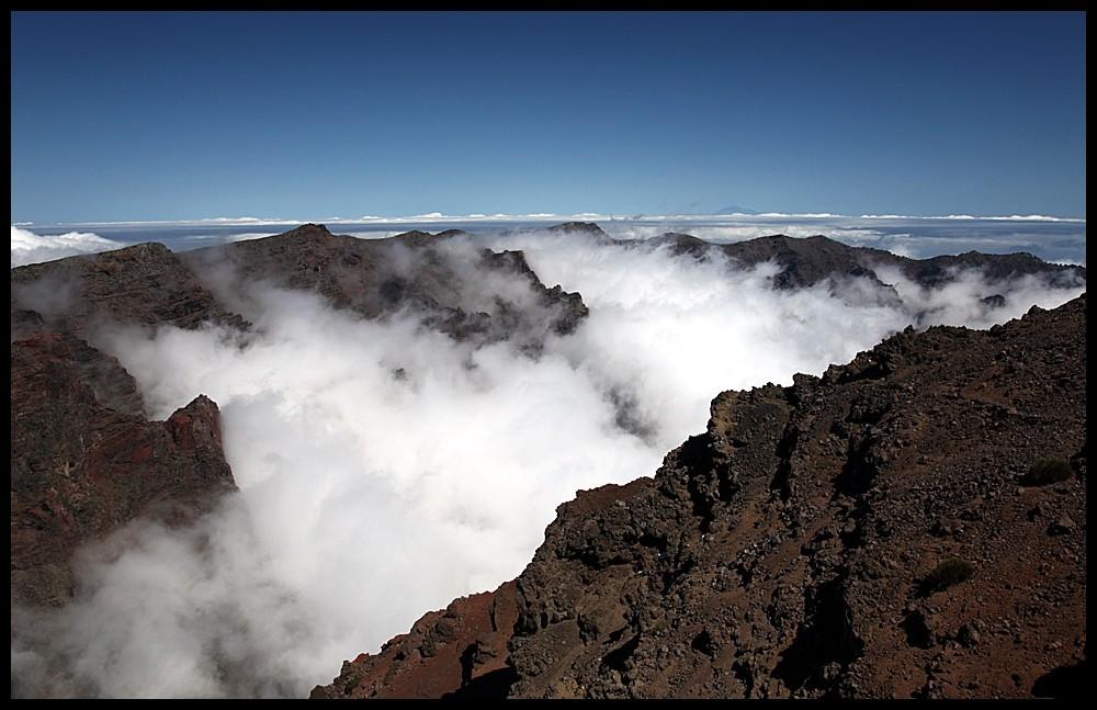 Blick über die Berge von La Palma (II)