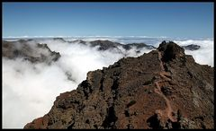 Blick über die Berge von La Palma (IV)