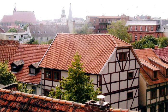 Blick über die Dächer (2)