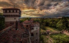 Blick über die Toscana