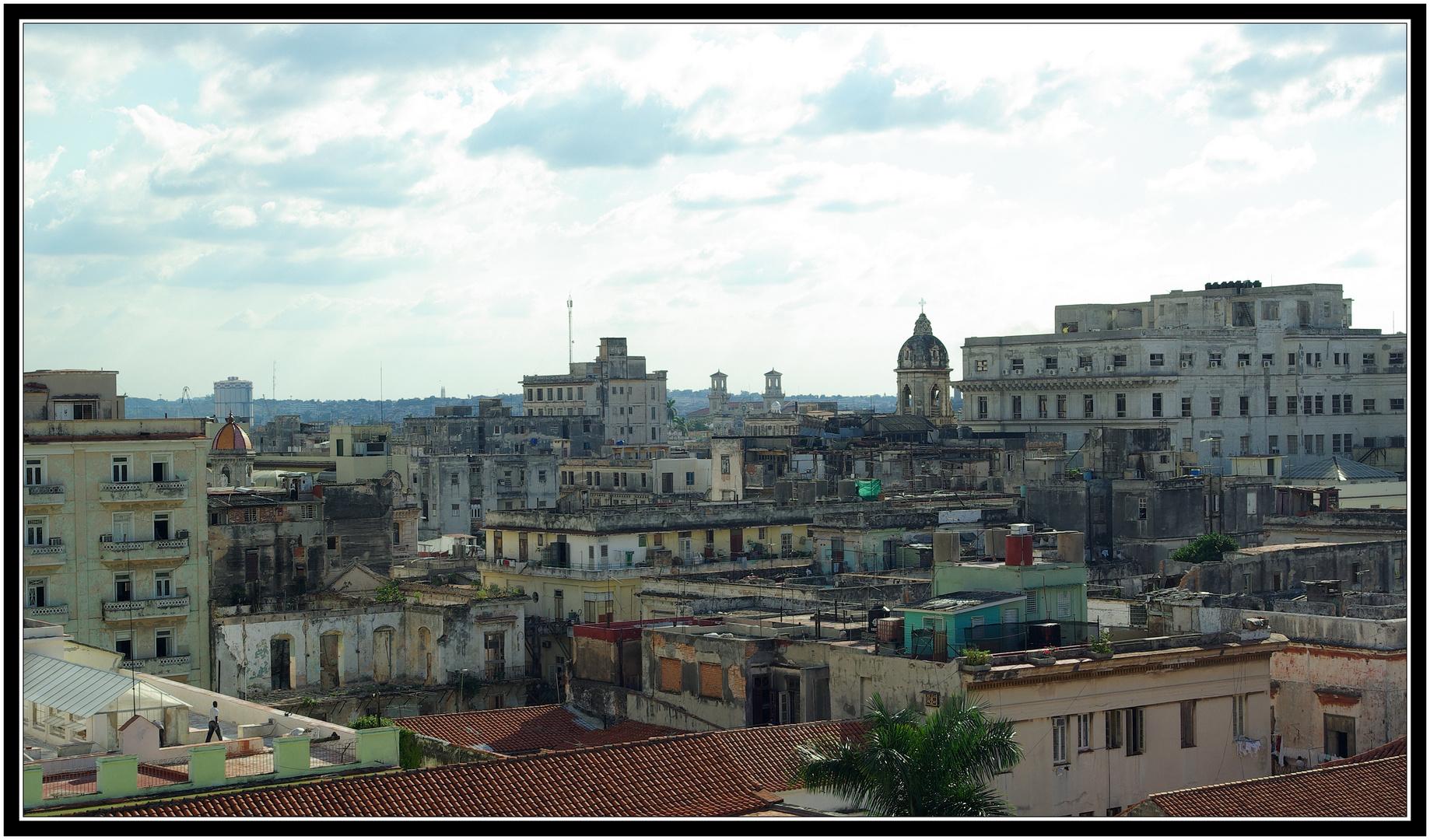 Blick über Habana Vieja