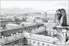 Blick über Paris