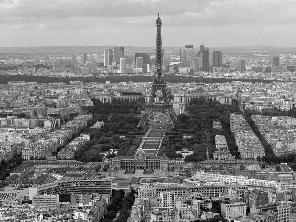 Blick über Paris, Tour Montparnasse