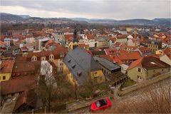 Blick über Rudolstadt