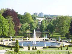 Blick über Sanssouci