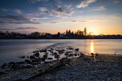 Blick über'n Rhein