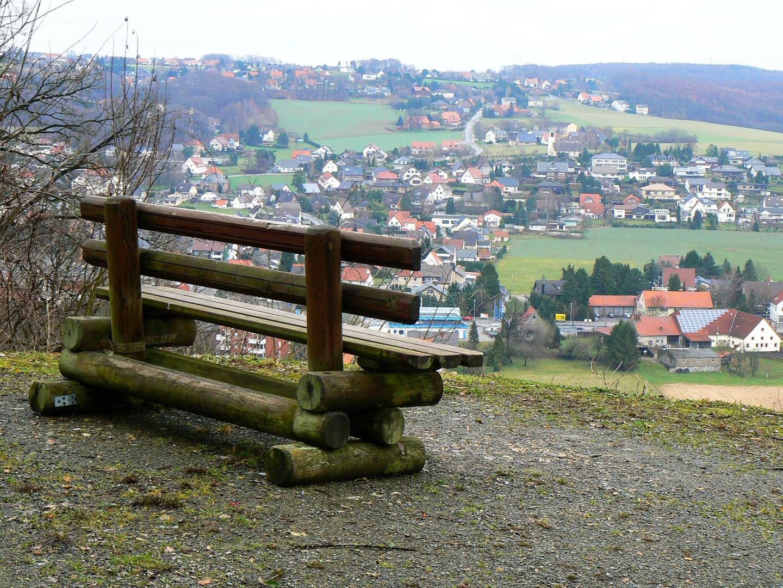 Blick vom Amtshausberg