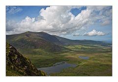 Blick vom Conor Pass Dingle
