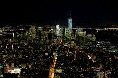 Blick vom Empire State Building IV