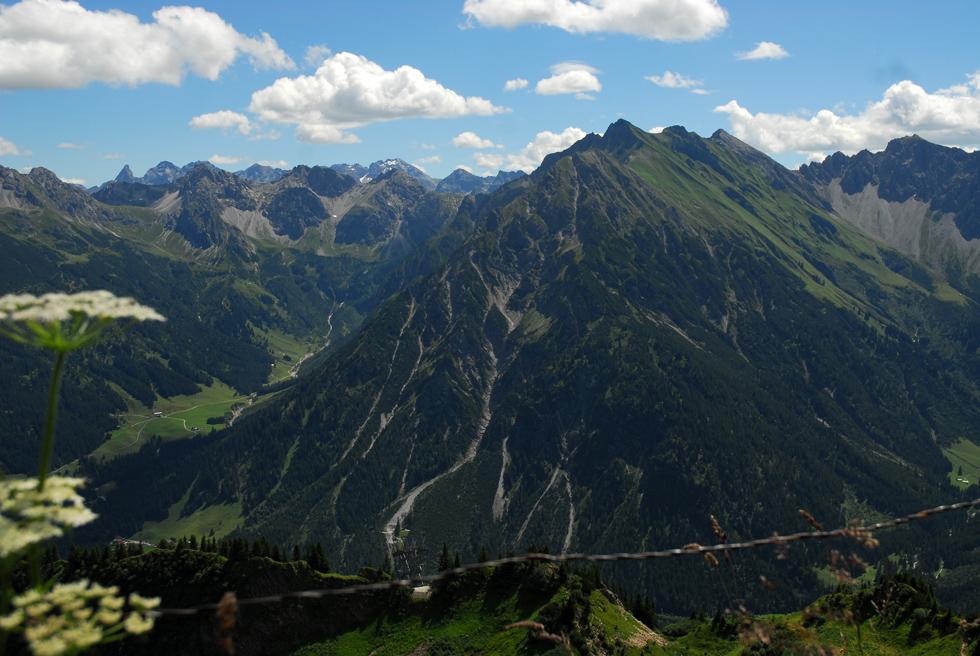 Blick vom Gipfel 2