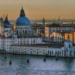 Blick vom Glockenturm San Giorgio Maggiore