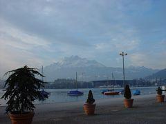 Blick vom Grand Casino Luzern