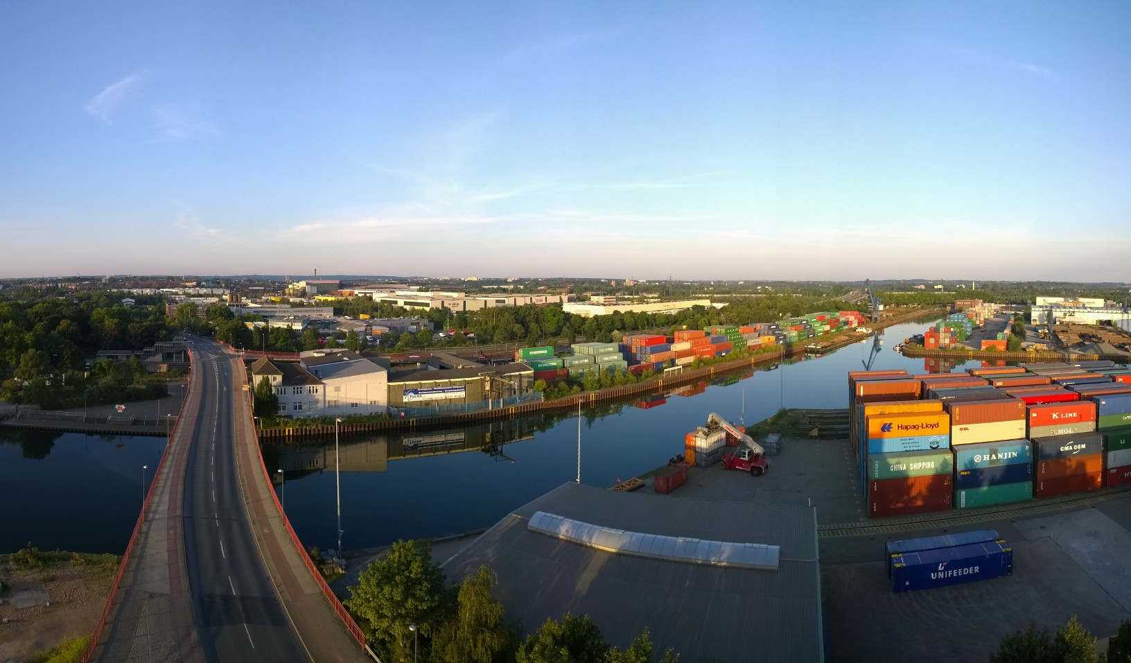 Blick vom Hafenamt 2