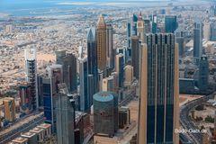 Blick vom höchsten Turm der Welt III