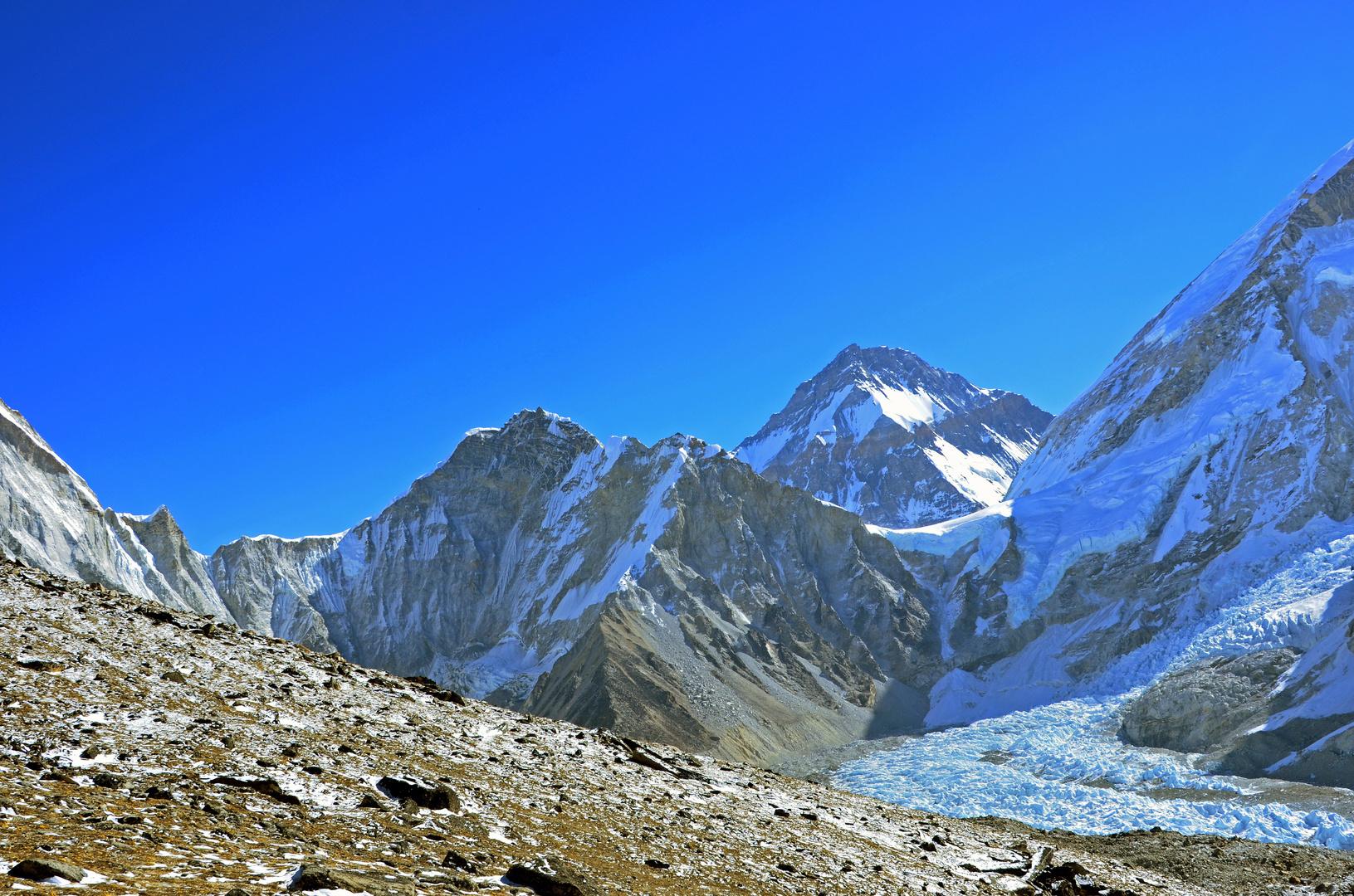 Blick vom Kala Pattar