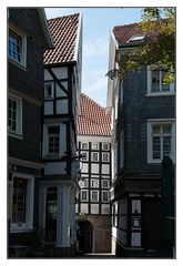 Blick vom Kirchplatz...