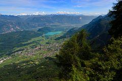 Blick vom Monte Penegal 1.737m
