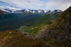 Blick vom Mt.Aleyska