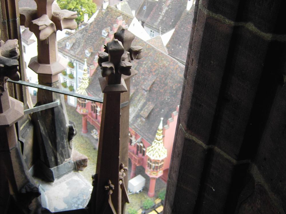 Blick vom Münster