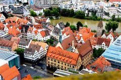 Blick vom Münsterturm I