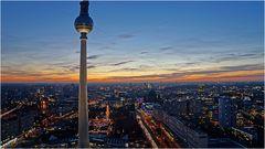 Blick vom Park Inn, Berlin Alexanderplatz 01