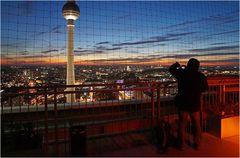 Blick vom Park Inn, Berlin Alexanderplatz 02