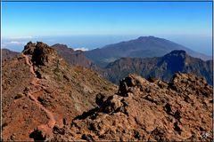 Blick vom Roque de Los Muchachos II