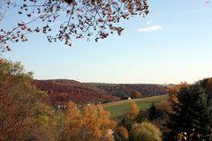 - Blick vom Schlossgarten aus