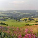 Blick vom Schwartenberg