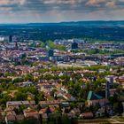 Blick vom Wartberg auf Heilbronn