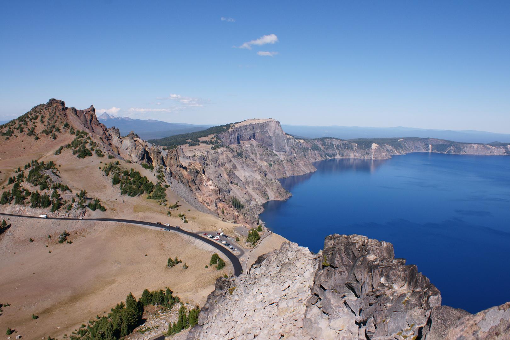Blick vom Watchman Peak