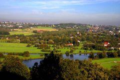 Blick von Burg Blankenstein