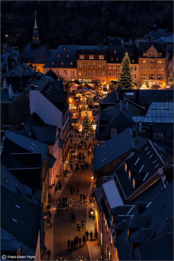 Blick von der Annenkirche