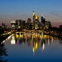 Blick von der Deutschherrenbrücke 2