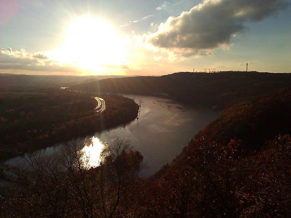 Blick von der Hohensyburg