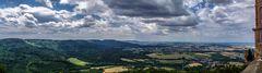 Blick von der Hohenzollernburg