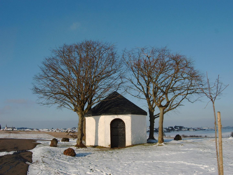 Blick von der Kapelle am Lindchen nach Bettenfeld