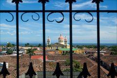 Blick von der Kathedrale..