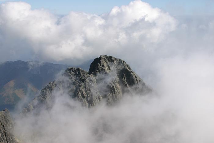 Blick von der Lomnitzer Spitze