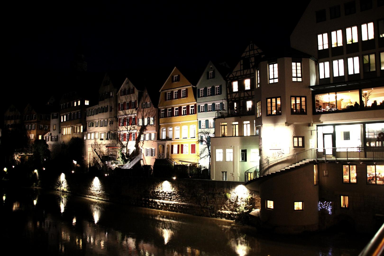Blick von der Neckarbrücke