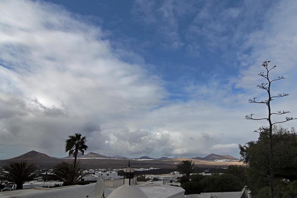 Blick von der Terrasse - für Ute