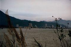 Blick von Hong Kong nach Shenzhen im März 1997 (MW 1997/3 - hq)
