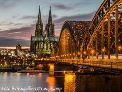 Blick von Köln Deutz