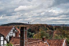 Blick von Tecklenburg