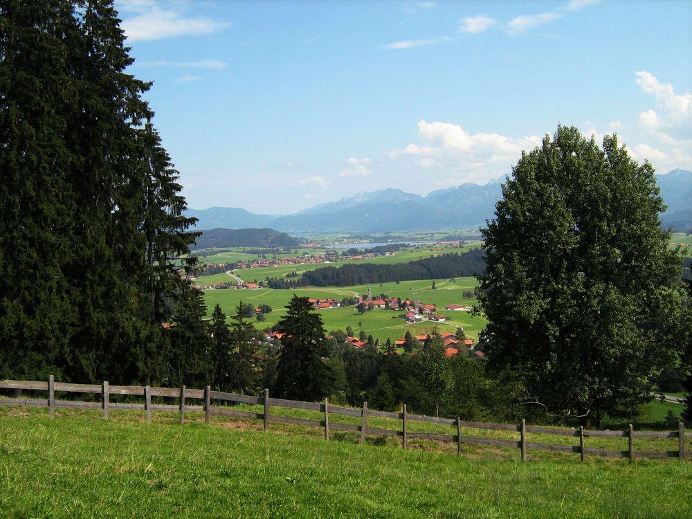 Blick zum Hopfensee