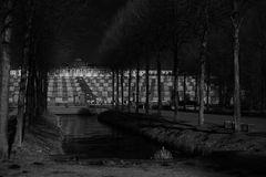 Blick zum Schloss Sanssouci
