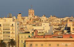 Blick zum Torre Tavira