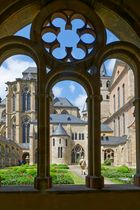 Blick zur Liebfrauenkirche Trier