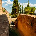 Blick zur Porta al Santo