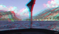 Blick zurück....nach Torbole am Gardasee